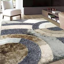gray diamond lattice bamboo viscose area rug safavieh hand tufted solids oriental pattern