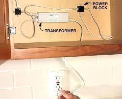 Install under cabinet led lighting Cupboard Under Mustafagamal Under Cabinet Light With Outlet Icookieme