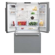 beko 36 19 9 cu ft counter depth french door refrigerator with ice maker