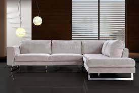 contemporary metal furniture legs. Beige Microfiber Modern Sectional Sofa W Chrome Metal Legs Contemporary Furniture F