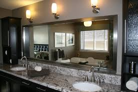 table fancy large vanity mirror 1 mirrors framed luxury bathrooms bathroom as wall with of large