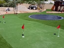 Artificial Grass Installation Grayson California Putting Green Turf