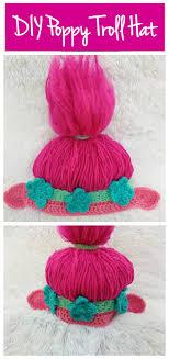 Free Crochet Troll Hat Pattern