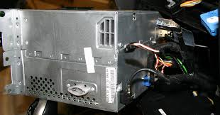conversion new idrive integrated into old bmw 5 series e60 cic1