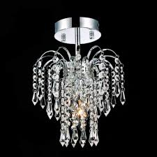 lighting glamorous mini flush mount chandelier 10 fancy 14 brizzo shades minirystal