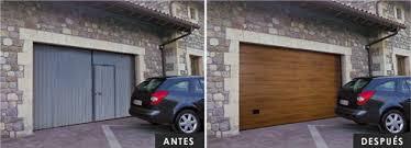 Puertas De Garaje Automáticas En Valencia  Sant SalvadorPuertas De Cocheras Automaticas Precios