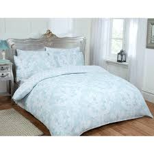 blue duvet sets damask double set twin duck egg bedding b m