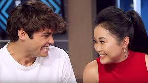 After seeing lana condor and noah centineo in to all the boys i've loved before, it's easy to believe the two of them must have a thing going on in. This Video Of Noah Centineo Lana Condor Flirting Will Fill Your Heart With Joy