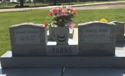 "Bernita ""Bonnie"" Dupre Parks (1934-Unknown) - Find A Grave Memorial"