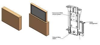 tv cabinet lift mechanism. Fine Cabinet Future Automation LSM BE LSL TV Lift System With Box Enclosure  Regarding Tv Cabinet Design 48 Inside Mechanism Messiadictoscom