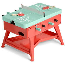 American Girl 3-in-1 Game Night Table for Dolls \u0026 Girls |