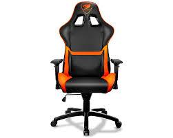 <b>COUGAR ARMOR</b> (Black Orange) — купить игровое ...