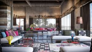 Colorful Interior Design colorful exuberant interior design inspiration from w retreat 3139 by uwakikaiketsu.us