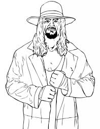 Free Printable Wwe Coloring Pages For Kids Wwe Party Ideas Wwe