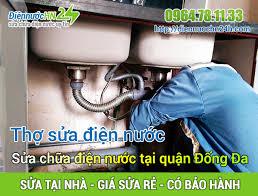 Sửa chữa điện nước tại Đống Đa - 0964.78.11.33