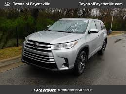 2017 Used Toyota Highlander LE Plus V6 AWD at Chevrolet of ...