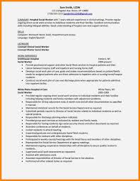 Resume Template 2017 100 social work resume examples 201100 cover title page 91