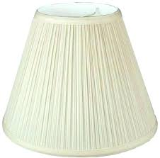 pleated lamp shade mushroom pleated chandelier lamp shade cream or white silk lamp shades australia