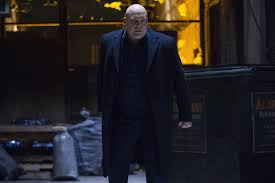 <b>Vincent</b> D'Onofrio as 'Daredevil' nemesis Wilson Fisk: First Look