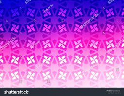 Light Pink Blue Background Light Pink Blue Vector Background Triangles Stock Vector