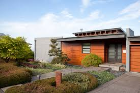 Modern Style Home Pacific Northwest