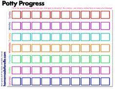 Potty Training Sticker Chart Printable Free Potty Training Chart Printables Diy Ideas Potty Charts