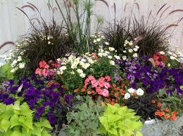 Easy Container Gardening Ideas A Patio Container Garden Is Easy To Container Garden Ideas For Shade
