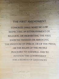 first amendment essays what is the first amendment