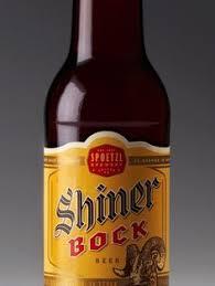 spoetzl brewery shiner bock