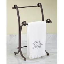 hand towel stand.  Hand Image Is Loading HandTowelStandRackFreeStandingBathroomStorage For Hand Towel Stand R