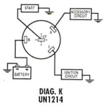 4 post ignition switch wiring diagram data wiring diagrams \u2022 4 Pole Trailer Wiring at Pole Diagram For A 4 Position Wiring