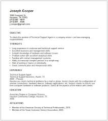 Technical Resume Examples | Resume Examples And Free Resume Builder