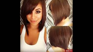 Coiffure Tendance Cheveux Mi Long Youtube Les Plus