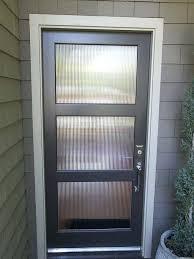 exterior doors inserts metal glass front door love the privacy glass inserts exterior door glass inserts