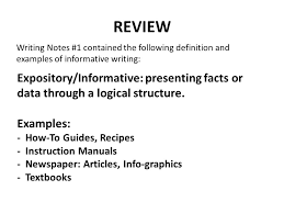 informative writing mla citations how to write informative style  review writing notes 1 contained the following definition and examples of informative writing expository