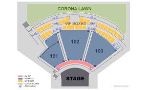Uptown Amphitheatre At Nc Music Factory Seating Chart Charlotte Metro Credit Union Amphitheater Seating Chart