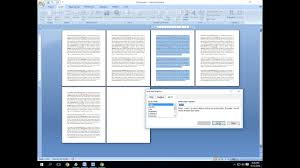 Shortcut Key To Delete Pages In Ms Word Delete Entire Page