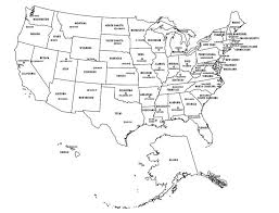 printable usa states capitals map names states pinterest Map Of The United States With Names printable usa states capitals map names states pinterest geography, learning activities and social studies map of the united states with names printable