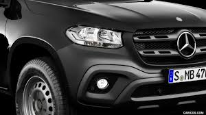 mercedes benz pick up 2018. brilliant pick 2018 mercedesbenz xclass pickup line pure color kabara black metallic   headlight wallpaper to mercedes benz pick up