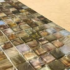 Schwimmbad Pool Mosaik Fliesen Pergamon Braun