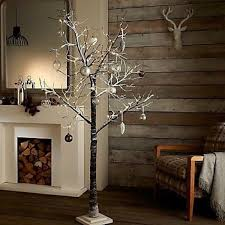 12 Best Twig Christmas Trees With Lights Images On Pinterest Twig Tree Christmas