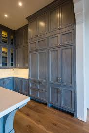 Gray Stained Kitchen Cabinets Grey Stained Oak Kitchen Cabinets Outofhome