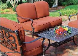Endearing Replacement Patio Furniture Cushions with Cushion