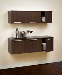 Wall Mounted Cabinets For Living Room Storage Wall Mounted Cabinet Double Racksncabinets Media Storage