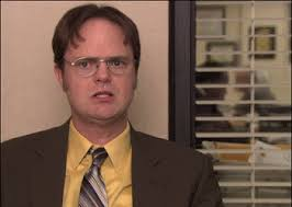 the office the meeting. Tags: Reaction The Office Dwight Schrute Rainn Wilson Meeting U