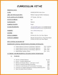 Download Resume Format In Word Document Free Word Document Resume