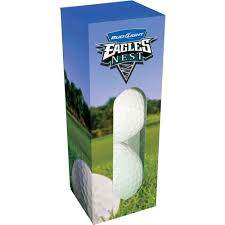 here to order golf ball sleeves printed with your logo for 79 ea