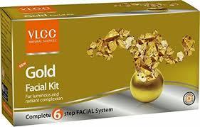 vlcc gold kit 6 step 60gm