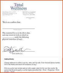 Doctors Excuse Note For Work Doctors Excuse Note For Work Rome Fontanacountryinn Com