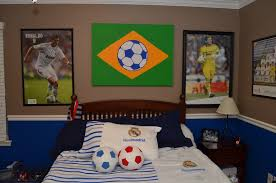 Soccer Bedroom Decorating Ideas Bedroom Ideas Pertaining To Dimensions 1600  X 1060